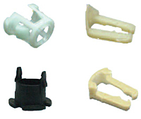 a1339 steel & nylon quick connector fuel line retainer clips on fmsi