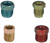 Power Steering & Transmission Line Steel Tube Nuts & Adapter
