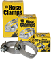 SS Band Clamps